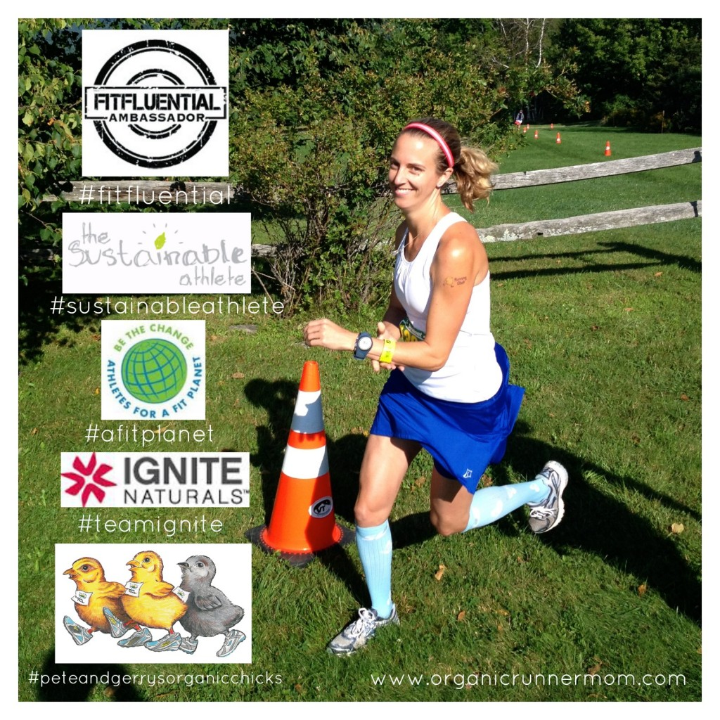 Meet Organic Runner Mom