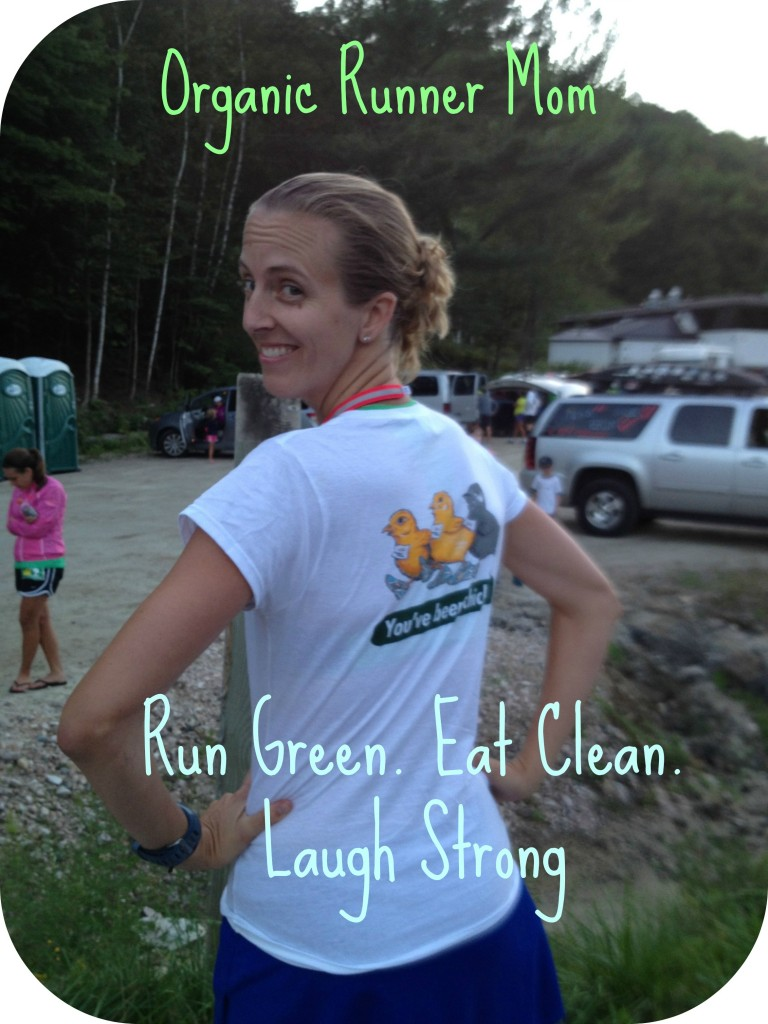 Join Me On My Organic Running Adventure