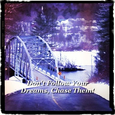 Chase your dreams! #FitFluential Boston Marathon