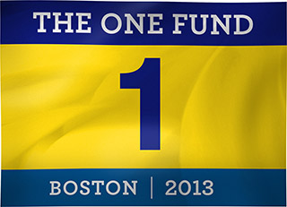 The One Fund, Boston Marathon #Boston2013. Boston Marathon 2013